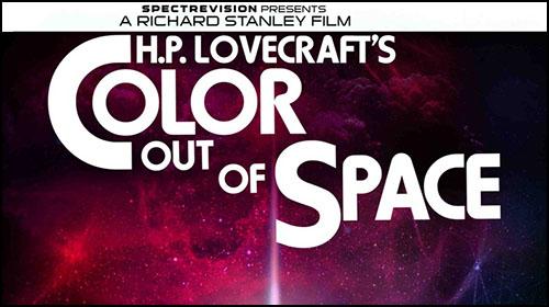 """Lovecraft'ın Kısa Öyküsü """"Uzaydan Düşen Renk,"""" Yeniden Beyazperdeye Uyarlanıyor"""