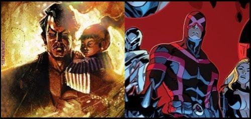 Marmara Çizgi'den Bayram Şekerleri: All New X-Men 3 ile Yalnız Kurt ve Yavrusu 14