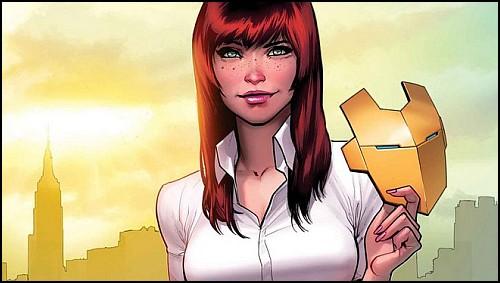 Mary Jane Watson, Iron Man'e Katılabilir. Dahası, Aralarında Yepyeni Bir Şeyler Gelişebilir (NE?)