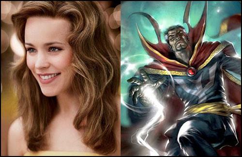 Kesinleşti: Rachel McAdams, Doctor Strange Kadrosunda!