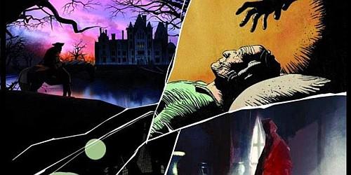 Edgar Allan Poe Öyküleri Animasyon Olarak Geliyor!