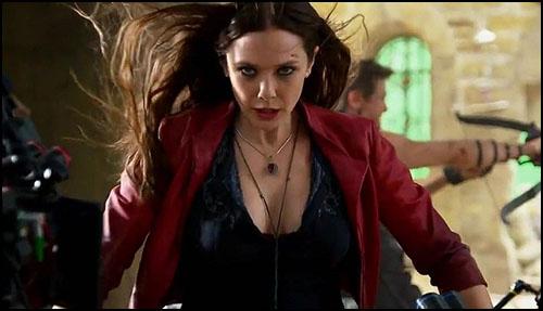 Elizabeth Olsen: Scarlet Witch, Civil War'ın Joker Elemanı Olacak