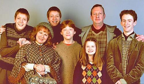 weasley-family