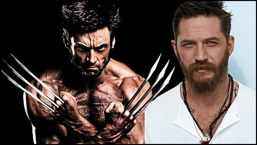 Hugh Jackman, Wolverine İçin Varisi Olarak Tom Hardy'i Görüyor