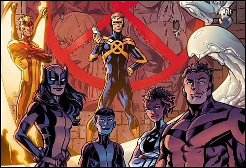 """""""All New X-Men"""" ve """"The Ultimates"""" Serileri Duyuruldu"""