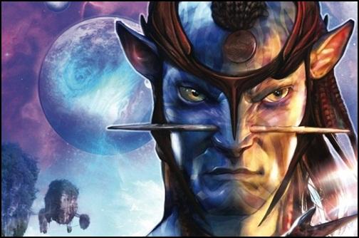 James Cameron'ın Avatar'ı Çizgi Roman Oluyor!