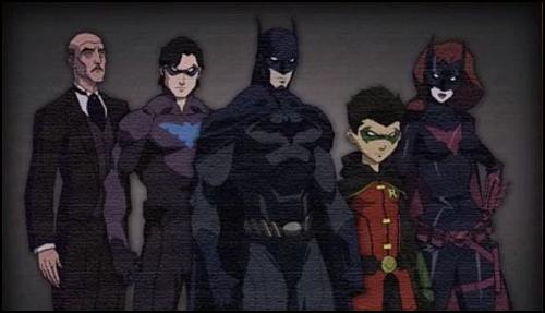 Batman: Bad Blood'ın İlk Fragmanı ve Konusu Ortaya Çıktı