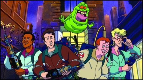 Hayalet Avcıları'nın Animasyon Filmi Geliyor!