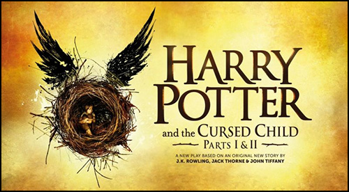 """Harry Potter and the Cursed Child"" Kitapların Devamı Niteliğinde!"