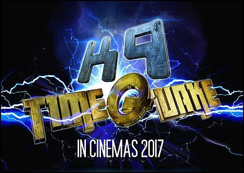 Doctor Who'nun K9'u Kendi Filmine Kavuşuyor: K9-TimeQuake