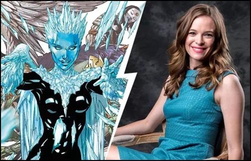 """The Flash'ın """"Killer Frost""""u Görücüye Çıktı"""