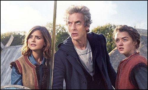 Doctor Who'nun Yeni Fragmanlarında Maisie Williams'a Doyuyoruz