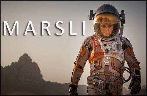 Marslı: Kızıl Gezegene Yolculuk Vakti Yaklaşıyor