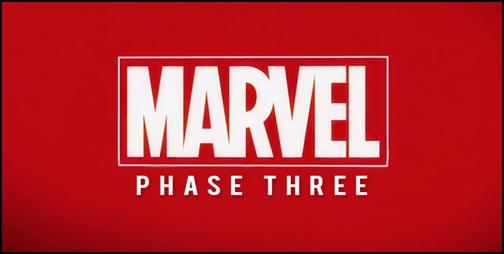 Marvel, 3. Aşama Filmleri İçin Tüm Listeyi Yayınladı ve 3 Yeni Film Ekledi