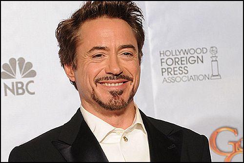 Robert Downey Jr. Yine Gönülleri Fethetti