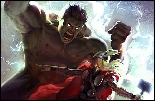 Kesinleşti: Hulk, Thor Ragnarok'ta Ezecek!
