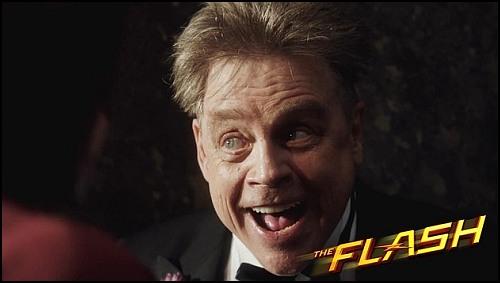 Mark Hamill, The Flash'ın 2. Sezonunda Sahalara Geri Dönüyor!