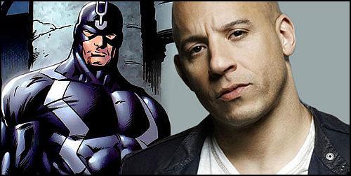 Vin Diesel, Inhumans'ta Sessiz Hükümdar Black Bolt'u Oynama İhtimalini Esprili Bir Dille Açıkladı