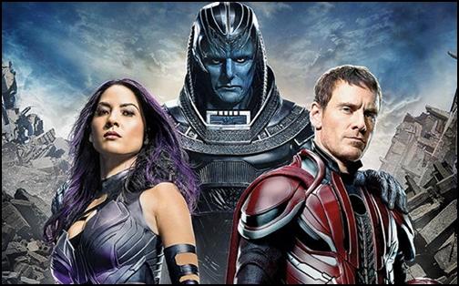 X-Men: Apocalypse'in Konusu Resmi Olarak Açıklandı