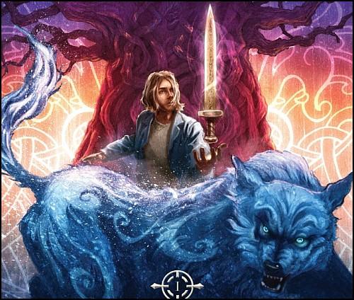 """Rick Riordan Bu Defa İskandinav Mitolojisiyle Geliyor: """"Magnus Chase ve Asgard Tanrıları"""""""