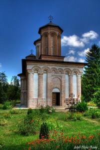 Drakula'nın öldürüldüğü ve gömüldüğü yer, Snagov Manastırı