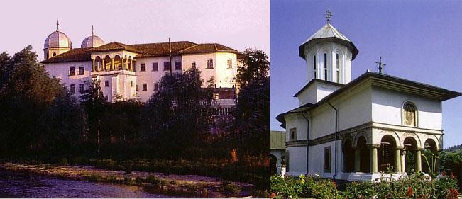 Vlad Drakula'nın yaptırdığı Comana ve Govora Manastırı-15. yüzyıl