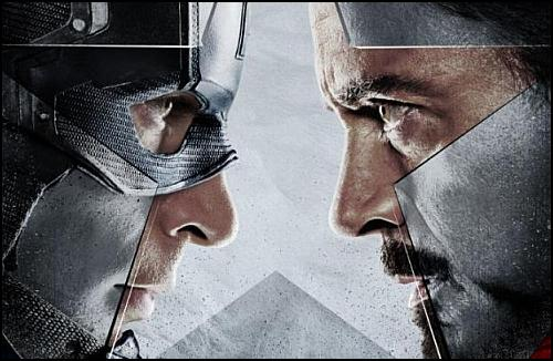 Captain America: Civil War'dan İlk Fragman!