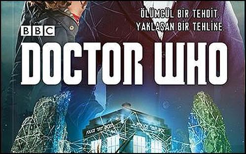 """Yepyeni bir Doctor Who Kitabına Kavuşuyoruz: """"Dehşet Ağı"""""""