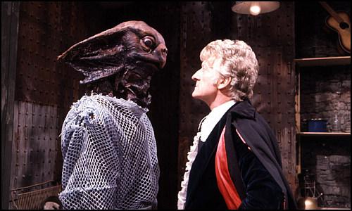Doctor Who Bir Kez Daha Deniz Şeytanlarıyla Çarpışabilir