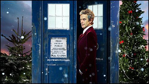 Doctor Who Noel Özel Bölümü Sinemalarda Gösterilecek