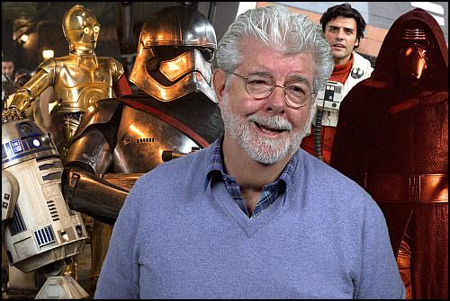 George Lucas'tan Acı Verici Bir İtiraf