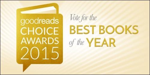 Goodreads 2015 Okur Ödülü Adayları Açıklandı!
