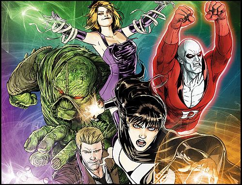 Justice League Dark'ın Aday Kadrosu Yıldızlarla Dolu