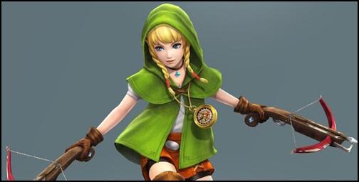 """Legend of Zelda'nın Link'ine Dişi Bir Alternatif Geliyor: """"Linkle"""""""