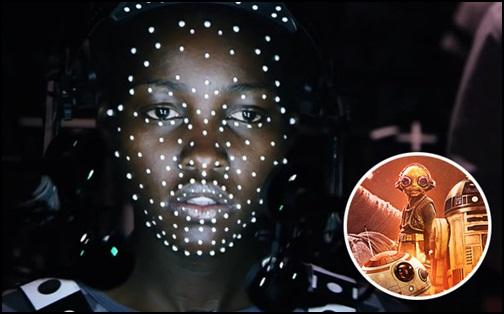 """J.J. Abrams ve Lupita Nyong'o """"Maz Kanata"""" Hakkında Açıklamalarda Bulundu"""