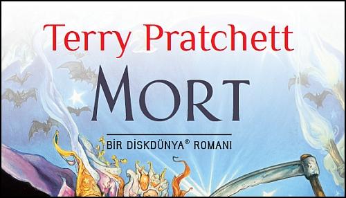 """Diskdünya'da Sıra 4. Kitapta: """"Mort""""!"""