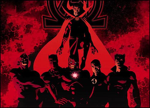 Gerekli Şeyler'den Avengers Bombardımanı!