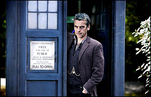 Doctor Who'nun 10. Sezonunda Yine Peter Capaldi'yi İzleyeceğiz