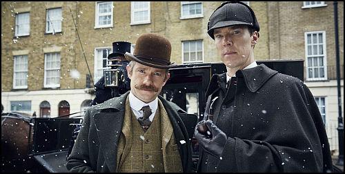 Sherlock Noel Özel Bölümü'nün Konusu Açıklandı