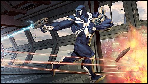 Uzay Şövalyesi Venom mu?