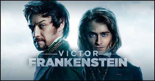 Victor Frankenstein Filminden Heyecan Verici Bir Fragman