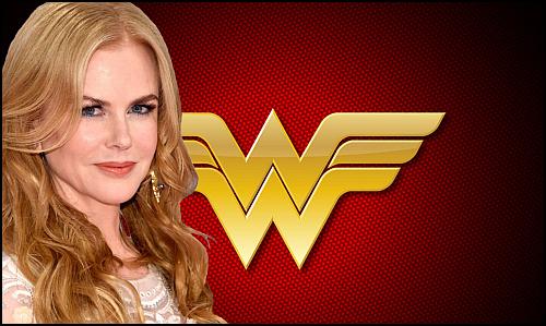 Söylenti: Nicole Kidman, Wonder Woman Filmine Katılabilir