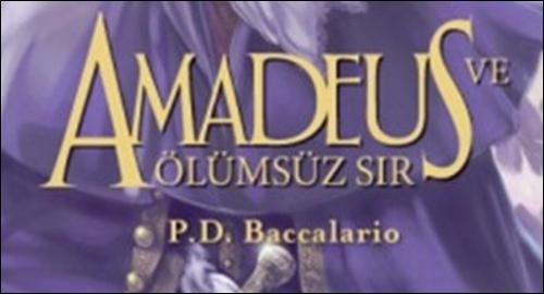 Ulysses Moore Serisinin Yazarı Baccalario'dan Yepyeni Bir Roman!