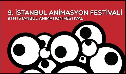 9. İstanbul Animasyon Festivali Başlıyor!