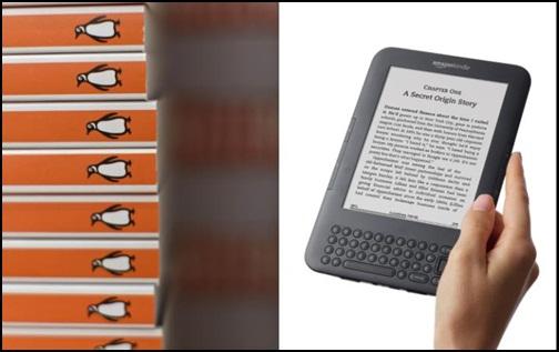 Penguin Random House, İşten Çıkarmalar İçin E-Kitaba Olan İlgiyi Suçladı