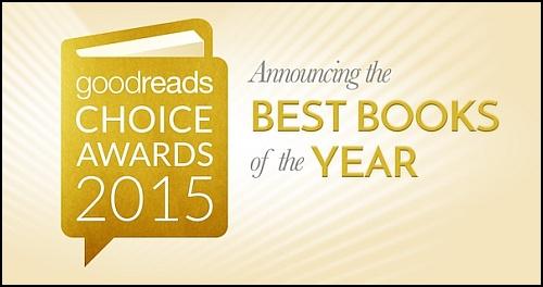 Goodreads Okur Ödülleri 2015 Açıklandı