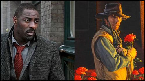 Kara Kule Filminde Roland Karakterini Idris Elba Canlandırabilir