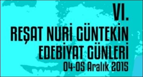 Reşat Nuri Güntekin Edebiyat Günleri Yarın Başlıyor!