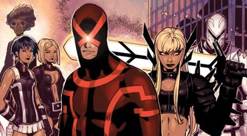 Uncanny X-Men Çıktı!