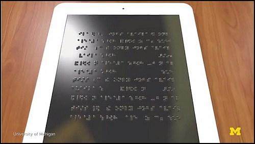 E-Kitap Okuyucular, Görme Engelliler İçin Erişilebilirlikte Çağ Atlıyor!